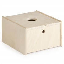 Bobie Box - Natural Wood